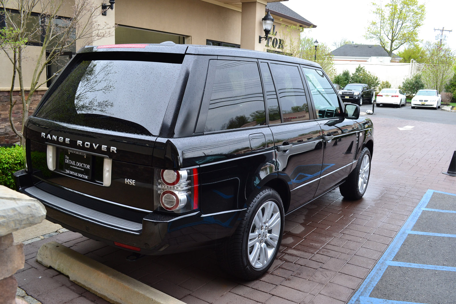 2011 land rover range rover hse luxury pre owned. Black Bedroom Furniture Sets. Home Design Ideas