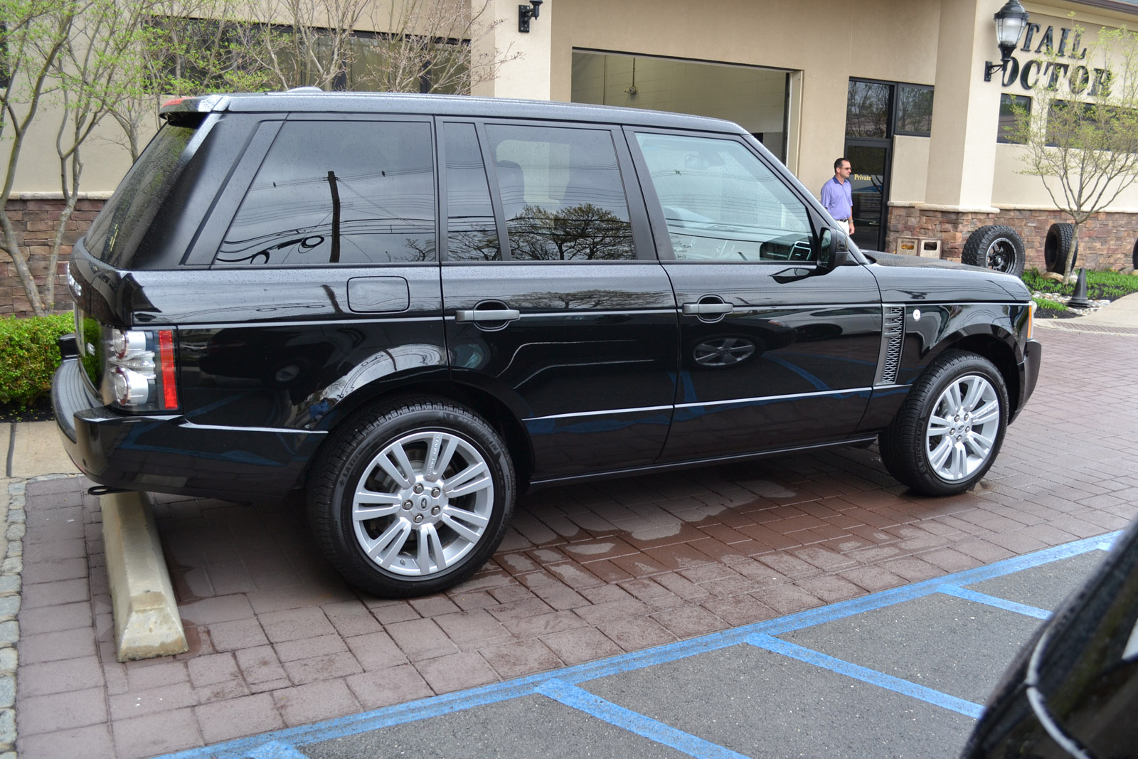 2011 Land Rover Range Rover Hse Luxury Pre Owned