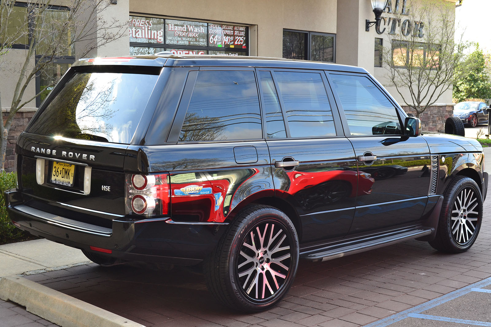 2011 land rover range rover hse pre owned. Black Bedroom Furniture Sets. Home Design Ideas