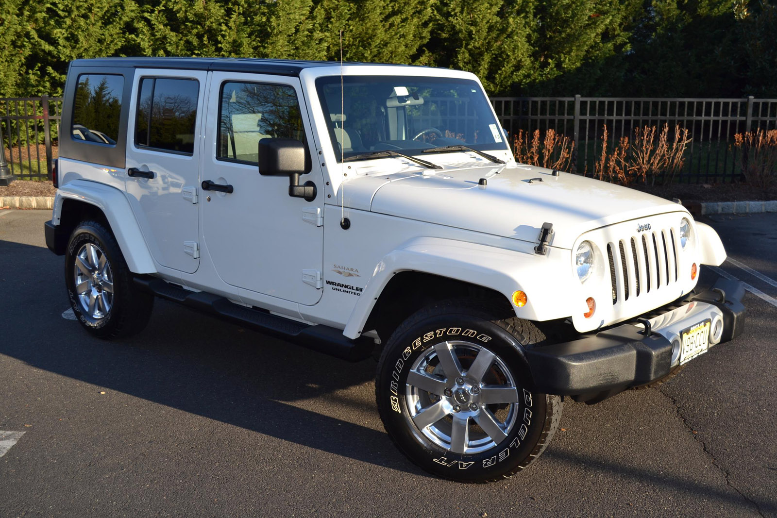 2010 Jeep Wrangler Unlimited Sahara Pre Owned